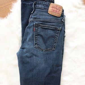 Levi's 503 Skinny Jeans Sz 3M Jr